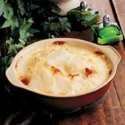 Scallop Potato recipe