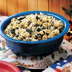 Holiday Pasta Toss recipe