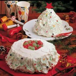 Christmas Tree Cake recipe