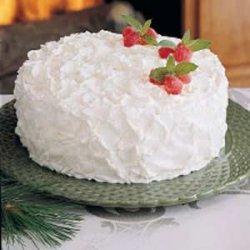 Coconut Cake Supreme recipe