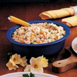 Vegetable Rice Medley recipe