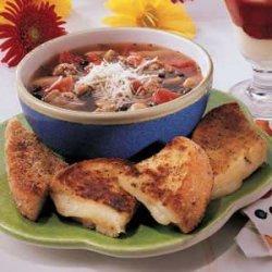 Italian Grilled Cheese recipe