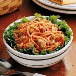 Carrot Raisin Salad recipe