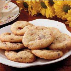 Baby Ruth Cookies recipe