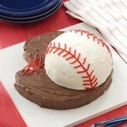 Play Ball Cake recipe