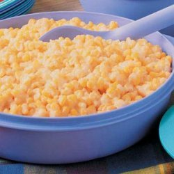Cheesy Creamed Corn recipe