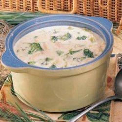 Trout Chowder recipe