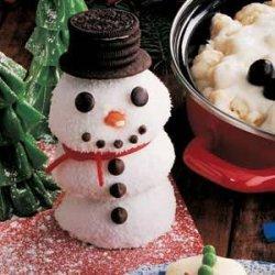 Sweet Snowman recipe