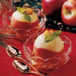 Honey Baked Apples recipe