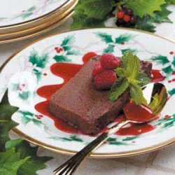 Chocolate Mousse Loaf recipe