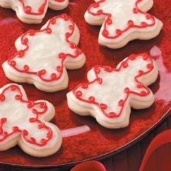 Crisp Sugar Cookie Mix recipe