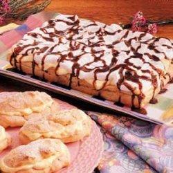 Eclair Torte recipe