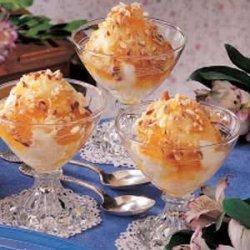 Peachy Sundaes recipe