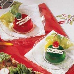 Gelatin Christmas Ornaments recipe