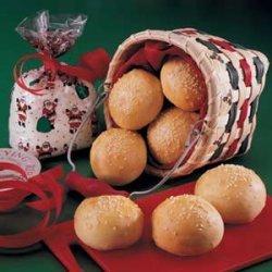 Bread Machine Roll Mix recipe