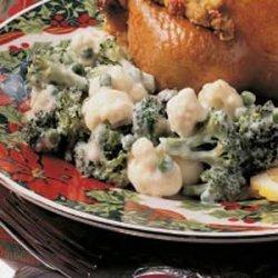 Tangy Floret Salad recipe