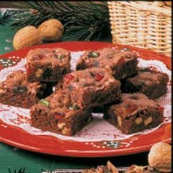 Holiday Brownies recipe