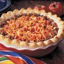 Beef and Tomato Pie recipe