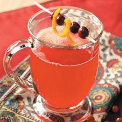 Hot Cranberry Punch recipe