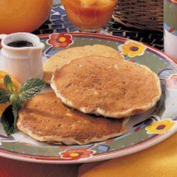 Sausage Pancakes recipe