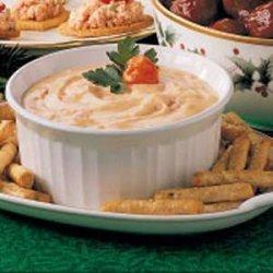 Zippy Cheese Dip recipe