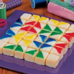 Petit Four Quilt recipe