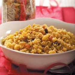 Curried Rice Mix recipe