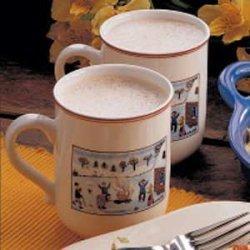 Creamy Hot Cocoa recipe