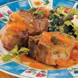 Apricot Lamb Chops recipe