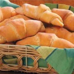 Garden Crescent Rolls recipe