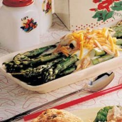 Chilled Asparagus Salad recipe