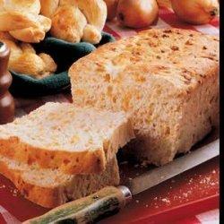 Cheddar Batter Bread recipe