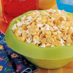 Corny Snack Mix recipe