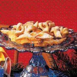 Crispy Norwegian Bows recipe