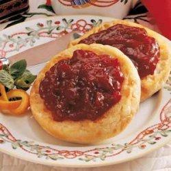 Tart Cranberry Butter recipe