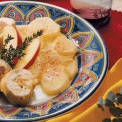 Fast Scalloped Potatoes recipe