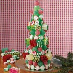 Candy Christmas Tree recipe