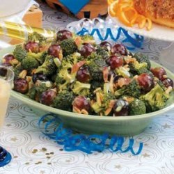 Broccoli Salad Supreme recipe