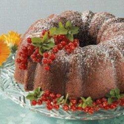 Mocha Bundt Cake recipe