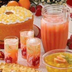 Fruit Cooler recipe