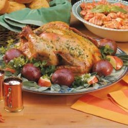 Country Roasted Chicken recipe