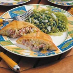 Pepper Pea Salad recipe