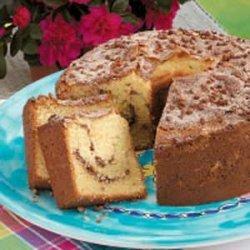 Cinnamon Coffee Ring recipe