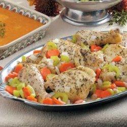 Oven Chicken Stew recipe