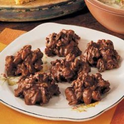 Crispy Chocolate Mounds recipe