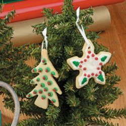 Cookie Ornaments recipe