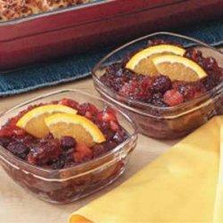 Fruited Cranberry Gelatin recipe