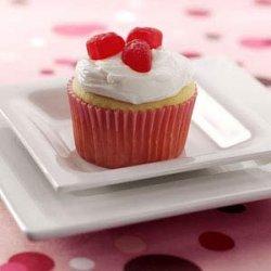 Berry Surprise Cupcakes recipe
