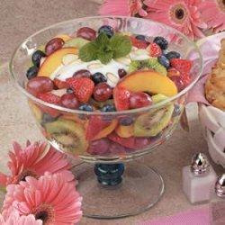 Delightful Fruit Compote recipe