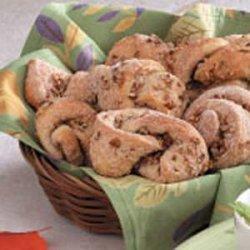 Cinnamon Bread Shapes recipe